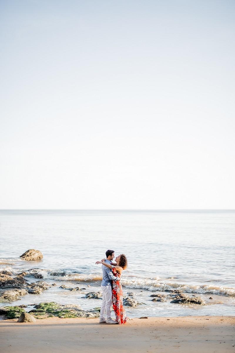 Photographe Toulouse couple fiancailles