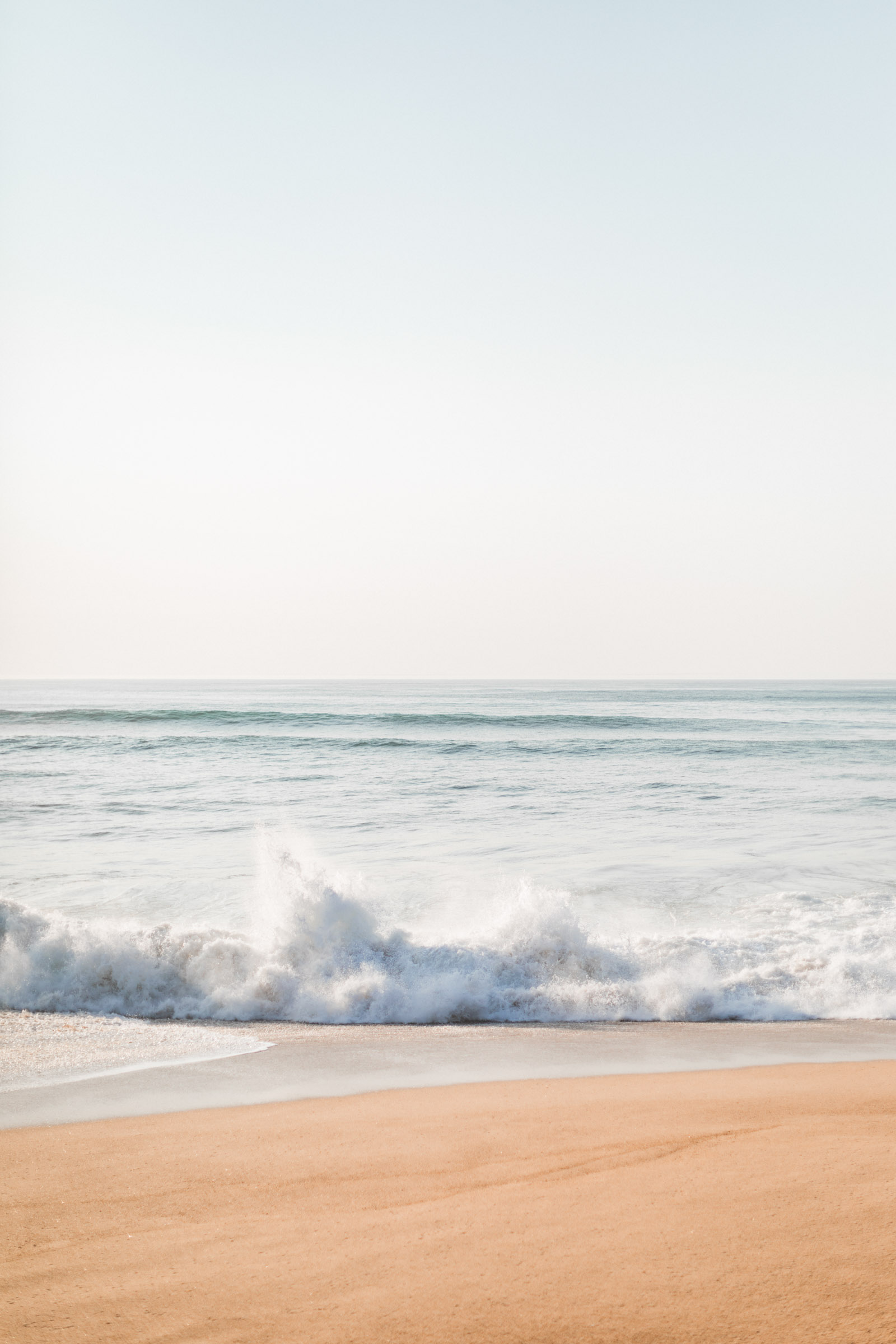 Photographie de Mathieu Dété, photographe de couple et grossesse sur l'île de la Réunion 974, présentant une plage des Landes