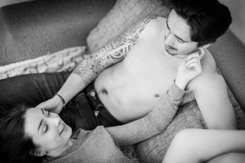 Couple - Séance couple intimité Mathieu Dété