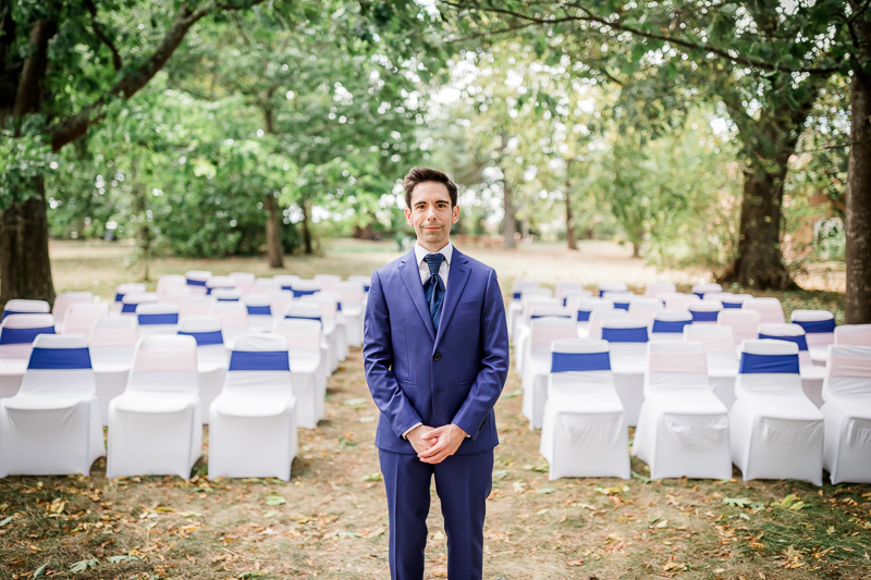 Attente du marié - Mathieu Dété Photographe