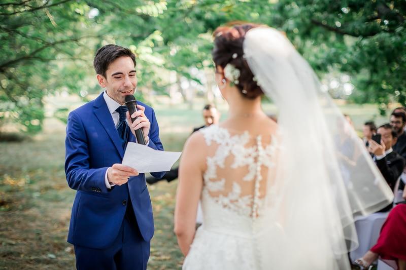 Discours du marié - Mathieu Dété Photographe