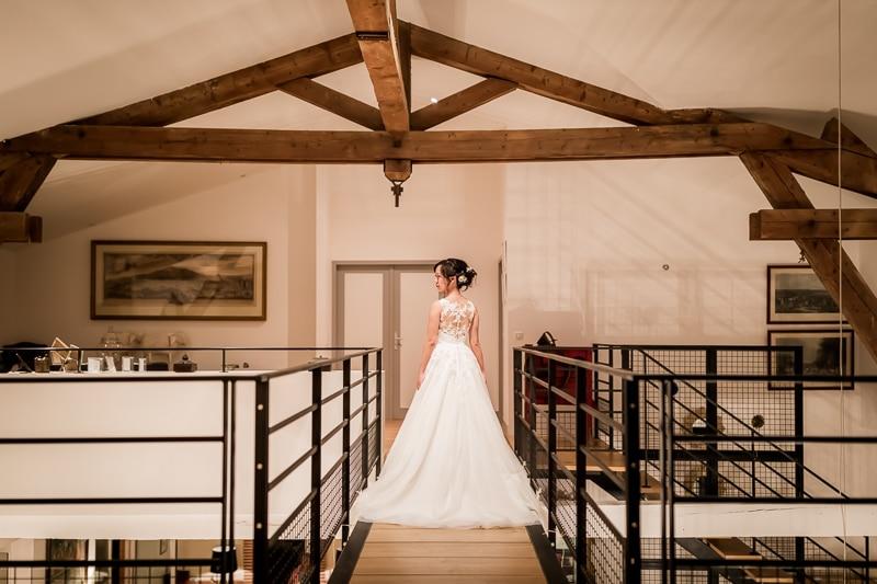 La mariée - Mathieu Dété Photographe
