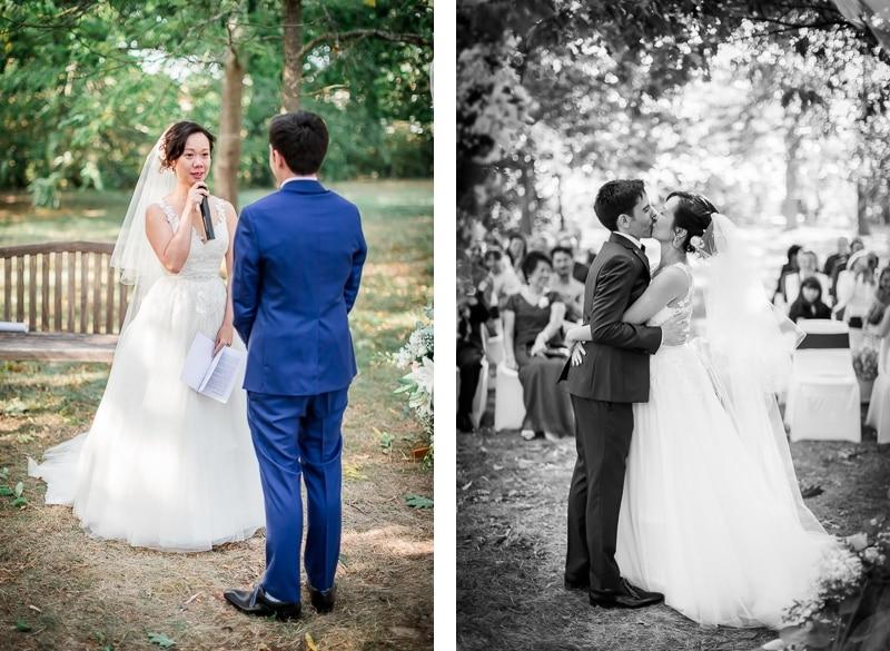 Les mariés - Mathieu Dété Photographe