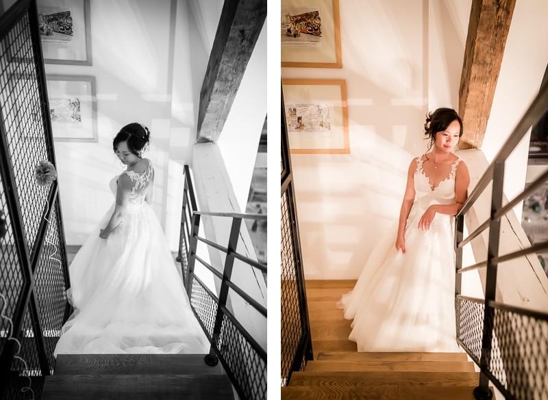 Portraits de la mariée - Mathieu Dété Photographe