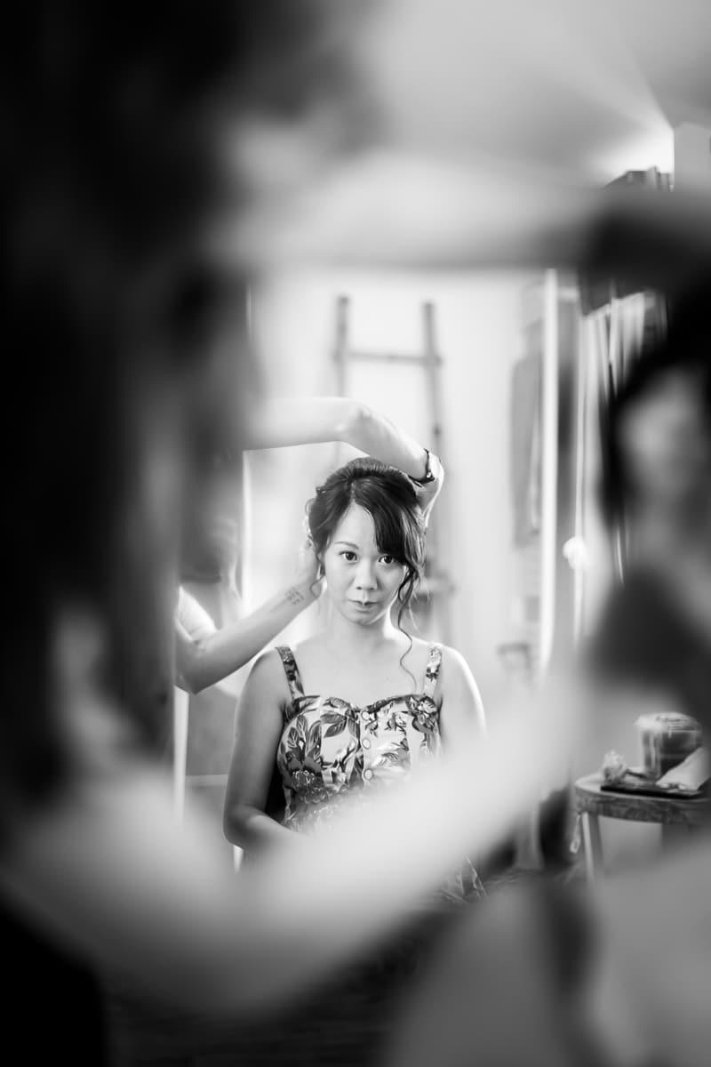 Préparatifs de la mariée - Mathieu Dété Photographe