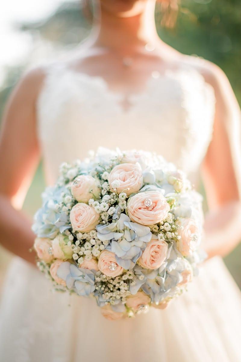 Bouquet de la mariée - Mathieu Dété Photographe