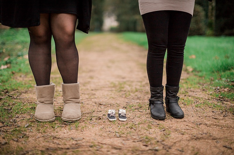 Photographe Toulouse grossesse gay mariage