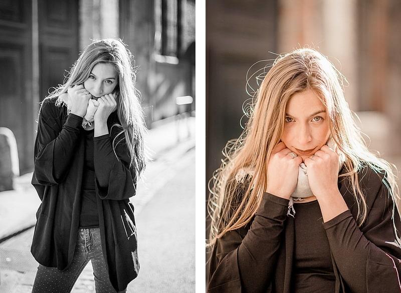 Portraits serrés - Photographe mariage portrait lifestyle Toulouse
