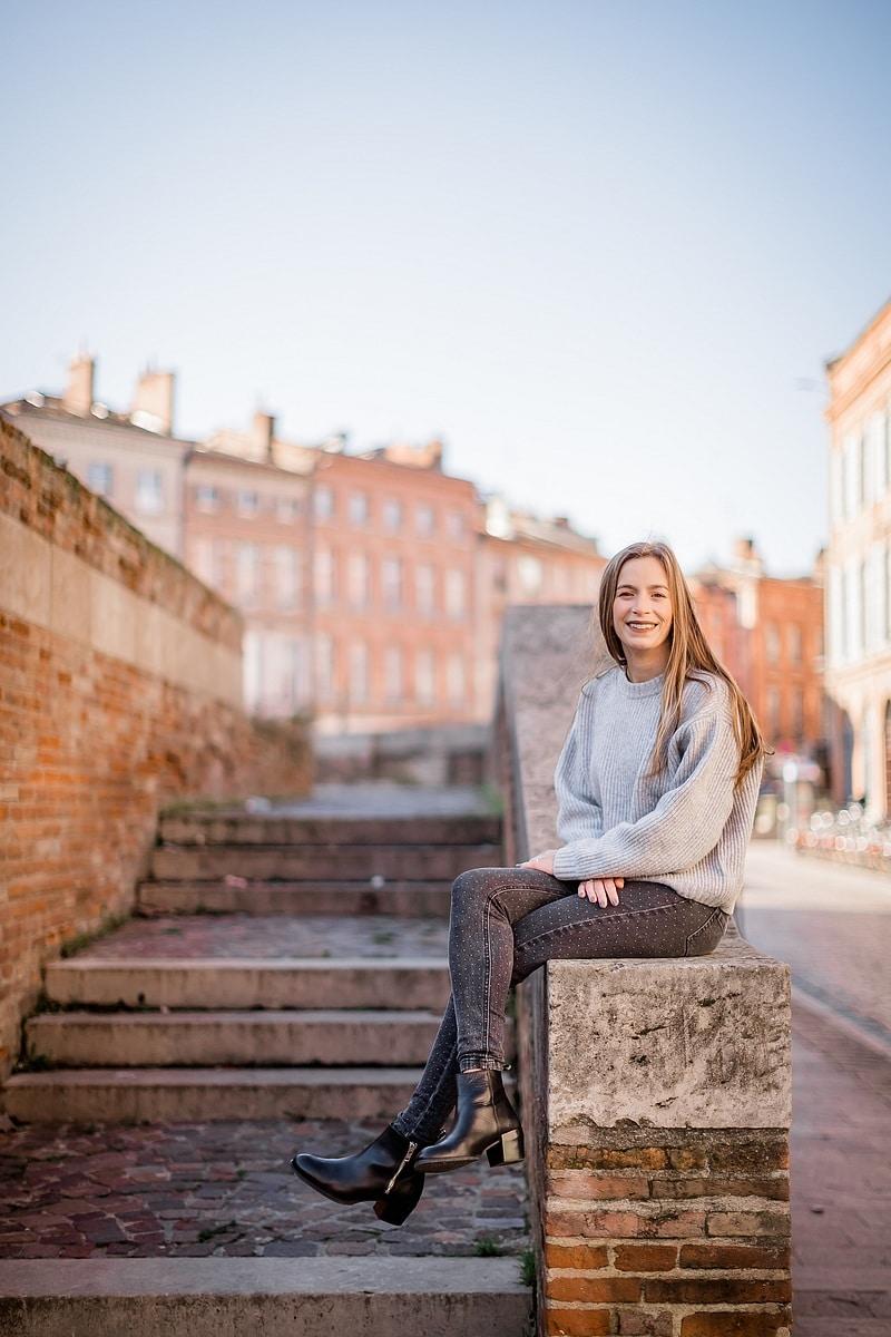 Portrait coloré - Photographe mariage portrait lifestyle Toulouse